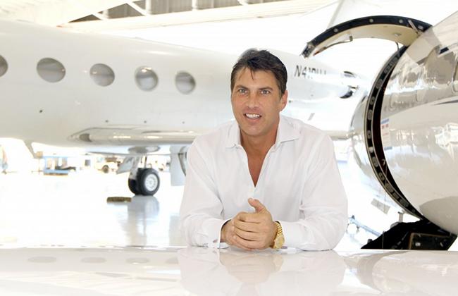 Universal Jet CEO Christian Matteis