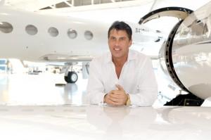 Christian Matteis CEO Universal Jet